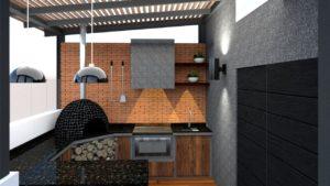 Diseño Y Construcción De Parrillas Oniria Arquitectura